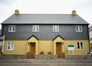 Thumbnail 3 bedroom semi-detached house for sale in Higman Close, Mary Tavy, Tavistock
