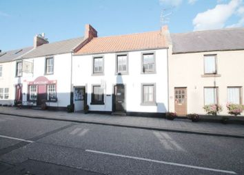 Thumbnail 2 bed terraced house for sale in Church Hall House, High Street, Ayton, Eyemouth TD145Ql