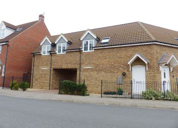 Thumbnail 1 bed property for sale in Violet Way, Yaxley, Peterborough, Cambridgeshire.