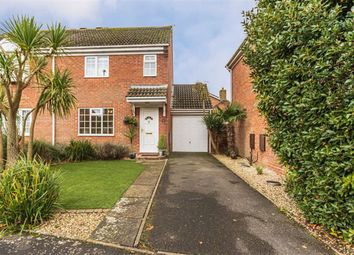 3 bed semi-detached house for sale in Halifax Way, Christchurch BH23