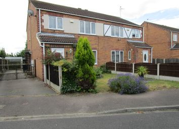 Thumbnail 3 bed semi-detached house for sale in Bloomhill Court, Moorends, Doncaster