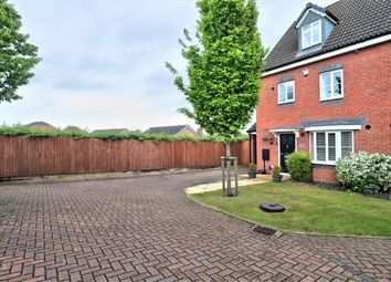 Thumbnail 4 bed semi-detached house for sale in Bacon Close, Giltbrook, Nottingham