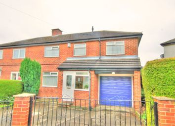 Thumbnail 4 bed semi-detached house for sale in Ambleside, Throckley, Newcastle Upon Tyne