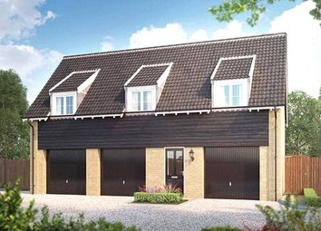 Thumbnail 2 bed flat for sale in Kingley Grove, New Road, Melbourn, Royston, Cambridgeshire