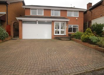 Thumbnail 5 bedroom detached house for sale in Bracey Rise, West Bridgford