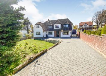 West Way, Worthing BN13. 4 bed detached house for sale