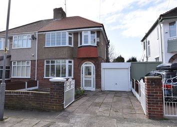 Thumbnail 3 bed semi-detached house for sale in Oldfield Road, Liverpool