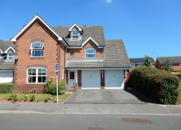 Thumbnail 5 bed detached house for sale in Blackbird Avenue, Gateford, Worksop