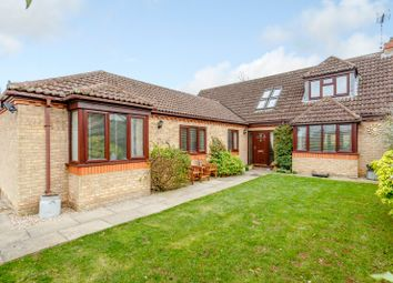 Thumbnail 5 bed detached house for sale in High Street, Little Addington, Kettering