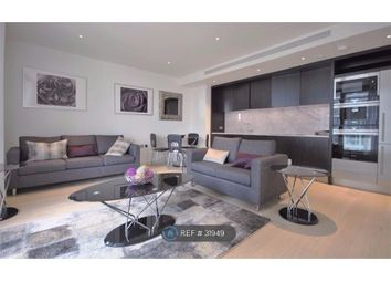 Thumbnail 2 bed flat to rent in Charrington Tower, London