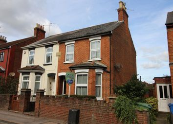 Thumbnail 2 bed semi-detached house for sale in Ash Road, Aldershot