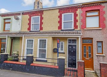 Thumbnail 2 bed terraced house for sale in New Street, Aberavon, Port Talbot, Neath Port Talbot.