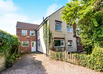 Thumbnail 5 bed detached house for sale in Sandygate Lane, Horbling, Sleaford