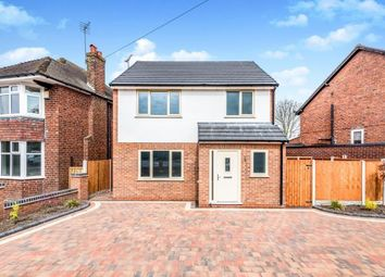 Thumbnail 3 bed detached house for sale in Station Road, Great Wyrley, Walsall, Staffordshire