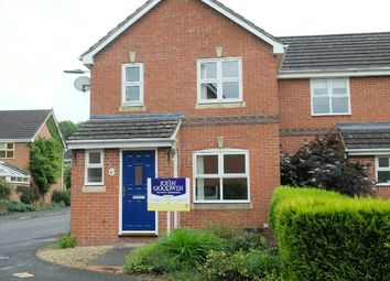 Thumbnail 3 bed semi-detached house to rent in Bronte Drive, Ledbury