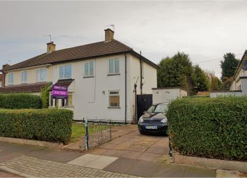 Thumbnail 3 bed semi-detached house for sale in Howden Road, Leicester