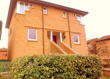 Thumbnail 2 bedroom maisonette to rent in Oldbrook Boulevard, Oldbrook, Milton Keynes, Bucks