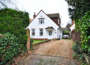 Thumbnail 4 bed detached house for sale in Western Avenue, Woodley, Reading