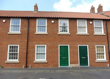 Thumbnail 2 bedroom terraced house to rent in Kings Mews, Northgate, Louth
