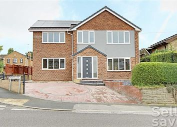 Thumbnail 4 bed detached house for sale in High Street, New Whittington, Chesterfield, Derbyshire