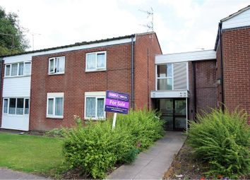 Thumbnail 2 bed flat for sale in Longley Crescent, Birmingham