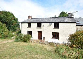Thumbnail 3 bedroom detached house for sale in Jacobstow, Bude