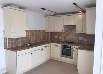 Thumbnail 2 bed flat to rent in Lower Saltram, Plymstock, Plymouth