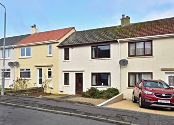 Thumbnail 2 bed terraced house for sale in Craigview, Coylton, Ayr, South Ayrshire