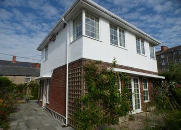 Thumbnail 3 bed detached house for sale in Manor Avenue, Pwllheli, Gwynedd