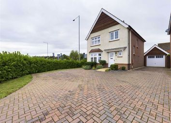 Thumbnail 3 bed detached house for sale in Earls Court Way, Worcester