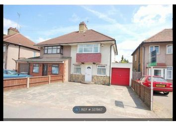 Thumbnail 2 bed semi-detached house to rent in Gubbins Lane, Harold Wood