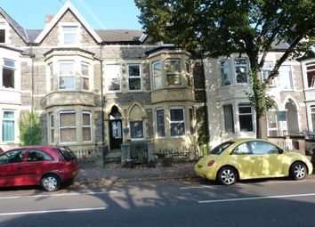Thumbnail 2 bed flat to rent in Cathays Terrace, Cathays, ( 2 Beds ) B/Flat