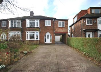 Thumbnail 4 bed semi-detached house for sale in The Birches, Bramhope, Leeds, West Yorkshire