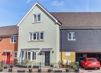 5 bed link-detached house for sale in Ranulf Road, Flitch Green, Dunmow CM6