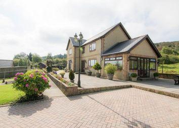 Thumbnail 8 bed detached house for sale in Winchfawr, Heolgerrig, Merthyr Tydfil