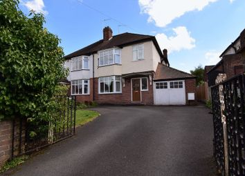 Thumbnail 3 bed semi-detached house for sale in 9 Christine Avenue, Wellington, Telford