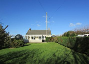 Thumbnail 3 bedroom detached bungalow for sale in Llanteg, Efailwen, Whitland