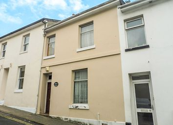 Thumbnail 5 bed terraced house for sale in Laburnum Street, Torquay