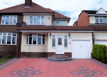 Thumbnail 3 bed semi-detached house to rent in Lower Road, Hednesford, Cannock