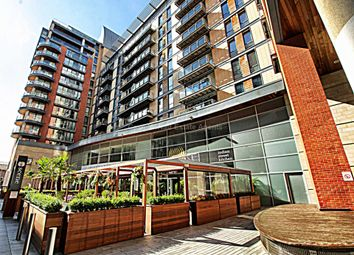 Thumbnail 1 bed flat to rent in Leftbank Apartments, Spinningfields, Manchester