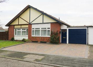 Thumbnail 3 bedroom semi-detached bungalow for sale in Medale Road, Beanhill, Milton Keynes