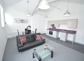 Thumbnail 1 bedroom flat to rent in The Smithfield, Lower Bethesda Street, Hanley City Centre