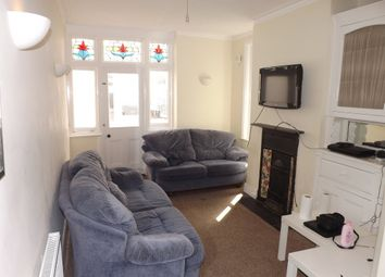 Thumbnail 4 bedroom terraced house to rent in Talbot Road, Southsea