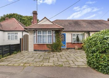 Thumbnail 3 bed semi-detached bungalow for sale in Park Avenue, Leigh-On-Sea