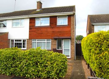 Thumbnail 3 bed semi-detached house for sale in Chandlers Way, Hertford