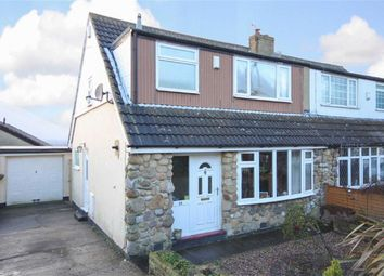 Thumbnail 3 bed semi-detached house for sale in Cotswold Avenue, Shipley, West Yorkshire