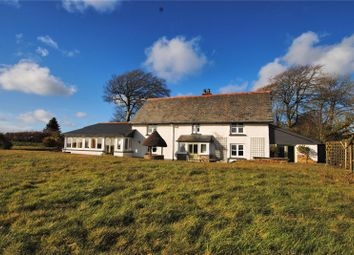 Thumbnail 3 bedroom detached house for sale in Halwill, Beaworthy