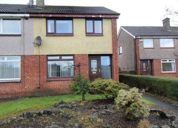 Thumbnail 3 bed semi-detached house for sale in Crummock Gardens, Beith