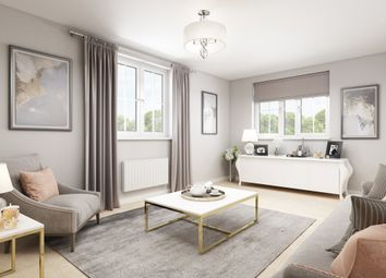 "Thumbnail 4 bed detached house for sale in ""Hexham"" at Willowherb Road, Emersons Green, Bristol"