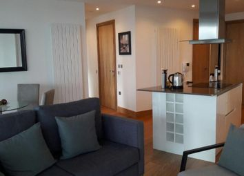 Thumbnail 2 bed flat to rent in Arena Tower, Isle Of Dogs, Docklands